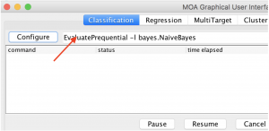 Location of the text input to paste commands